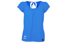 Chillaz Women's T-Shirt Hide The Best blue